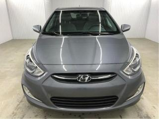 Used 2016 Hyundai Accent SE Toit Ouvrant A/C Mags Bluetooth for sale in St-Eustache, QC