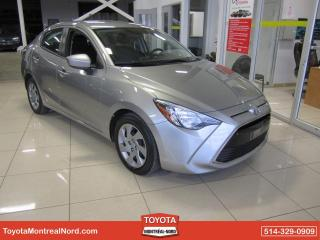 Used 2016 Toyota Yaris Berline Man/AC/Portes/Vitres/Mir for sale in Montréal-Nord, QC