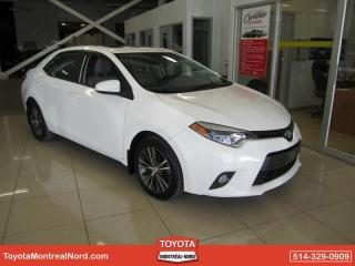 Used 2016 Toyota Corolla *** BLACK FRIDAY *** LE CVT GR. AMELIORE for sale in Montréal-Nord, QC