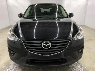 Used 2016 Mazda CX-5 GS AWD 2.5 GPS Toit Ouvrant MAGS for sale in St-Eustache, QC