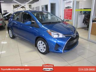 Used 2015 Toyota Yaris LE HB Aut/Ac/Vitres,Portes,Miroirs Elect for sale in Montréal-Nord, QC