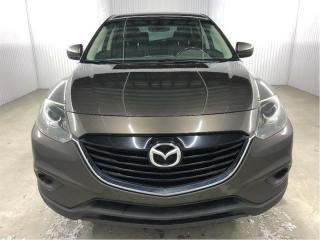 Used 2015 Mazda CX-9 GS AWD 7 Pass GPS Cuir Toit Ouvrant MAGS for sale in St-Eustache, QC