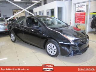 Used 2016 Toyota Prius HB A/C/Camera de recul/Bluetooth/Reg de for sale in Montréal-Nord, QC