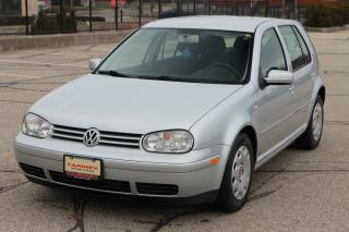 Used 2007 Volkswagen City Golf 2.0 ONLY 78K | AC | MANUAL | CERTIFIED for sale in Waterloo, ON
