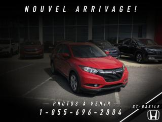Used 2016 Honda HR-V EX-L NAVI + TOIT + AWD + CUIR + WOW ! for sale in St-Basile-le-Grand, QC