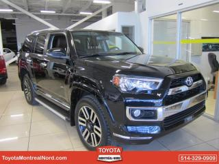 Used 2018 Toyota 4Runner *** BLACK FRIDAY ***  AWD V6 for sale in Montréal-Nord, QC