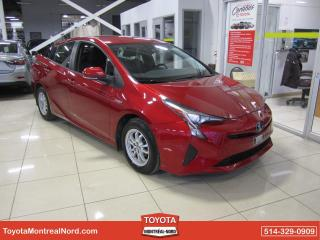 Used 2017 Toyota Prius Toyota Prius Hayon 5 portes Caméra de re for sale in Montréal-Nord, QC