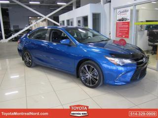 Used 2016 Toyota Camry *** BLACK FRIDAY *** SE TOIT+CUIR+MAGS for sale in Montréal-Nord, QC