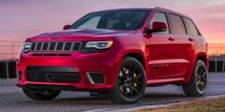 New 2020 Jeep Grand Cherokee Trackhawk 6.2L Hemi | Sunroof | Navigation for sale in Regina, SK