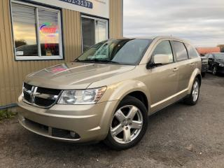 Used 2009 Dodge Journey Sxt + 4x4 + 7 places for sale in Mirabel, QC