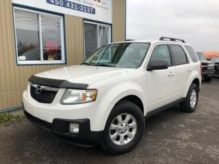 Used 2011 Mazda Tribute Gx + 4x4 for sale in Mirabel, QC