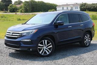 Used 2016 Honda Pilot AWD Touring for sale in St-Isidore, QC
