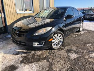 Used 2011 Mazda MAZDA6 Gt + cuir + toit for sale in Mirabel, QC
