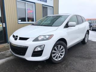 Used 2011 Mazda CX-7 Gt + cuir + toit + 4x4 for sale in Mirabel, QC
