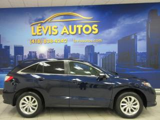 Used 2016 Acura RDX TECH PACKAGE GPS NAVIGATION CUIR TOIT OU for sale in Lévis, QC