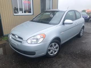 Used 2009 Hyundai Accent Automatique + a/c for sale in Mirabel, QC