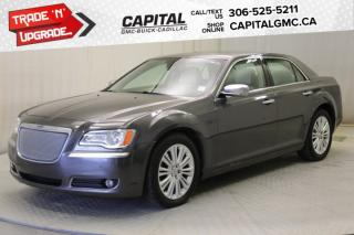 Used 2014 Chrysler 300 300C Luxury Series AWD*LEATHER*SUNROOF* for sale in Regina, SK