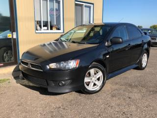 Used 2009 Mitsubishi Lancer SE for sale in Mirabel, QC