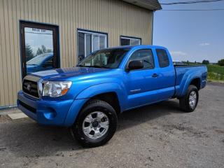 Used 2006 Toyota Tacoma 4x4 v6 4.0l for sale in Mirabel, QC