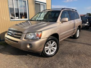 Used 2006 Toyota Highlander HYBRID for sale in Mirabel, QC