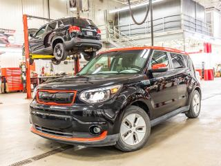 Used 2016 Kia Soul EV ****LUXURY+CUIR+GARANTIE 10ANS/200,000KM+GPS+WOW** ****LUXURY+CUIR+GARANTIE 10ANS/200,000KM+GPS+WOW** for sale in Laval, QC