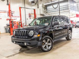 Used 2015 Jeep Patriot **HIGH ALTITUDE+AWD(4X4)+CUIR+TOIT+MAGS+BLUETOOTH* **HIGH ALTITUDE+AWD(4X4)+CUIR+TOIT+MAGS+BLUETOOTH* for sale in Laval, QC