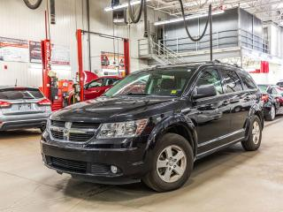 Used 2010 Dodge Journey ***SE+7 PASSAGERS+BLUETOOTH+CRUISE CONTROL+WOW ***SE+7 PASSAGERS+BLUETOOTH+CRUISE CONTROL+WOW for sale in Laval, QC