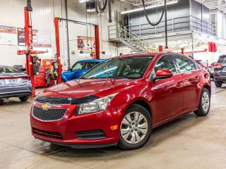 Used 2013 Chevrolet Cruze ***LT TURBO+BLUETOOTH+A/C+CRUISE CONTROL+WOW!***** ***LT TURBO+BLUETOOTH+A/C+CRUISE CONTROL+WOW!***** for sale in Laval, QC