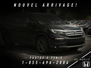 Used 2017 Honda Pilot EX-L + RES + 8 PLACES + WOW!! for sale in St-Basile-le-Grand, QC