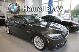Used 2015 BMW 5 Series 4DR SDN 528I XDRIVE XDRIVE for sale in Blainville, QC