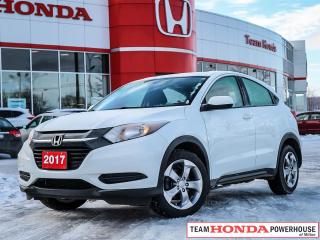 Used 2017 Honda HR-V LX for sale in Milton, ON