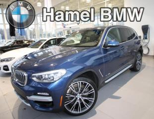 Used 2018 BMW X3 xDrive30i véhicule d'activités sportives for sale in Blainville, QC