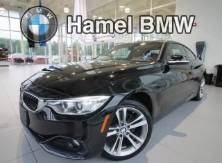 Used 2015 BMW 4 Series 2DR CPE 428I XDRIVE XDRIVE for sale in Blainville, QC
