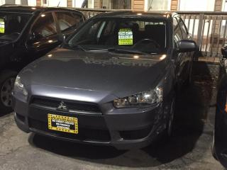 Used 2008 Mitsubishi Lancer for sale in Scarborough, ON
