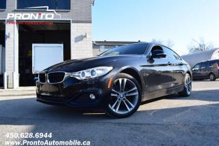 Used 2015 BMW 4 Series 4dr Sdn 428i xDrive AWD Gran Coupe for sale in Laval, QC