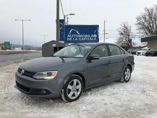 Used 2011 Volkswagen Jetta 2.0 TDI Comfortline for sale in Québec, QC