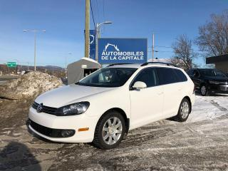 Used 2011 Volkswagen Golf 2.0 TDI Comfortline for sale in Québec, QC