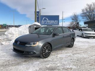Used 2013 Volkswagen Jetta 2.0 TDI Highline for sale in Québec, QC