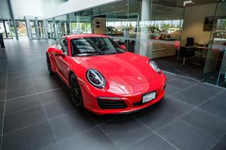 Used 2018 Porsche 911 Carrera 4S Coupe PDK for sale in Langley City, BC