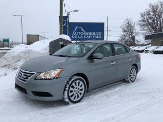 Used 2013 Nissan Sentra 1.8 SV for sale in Québec, QC