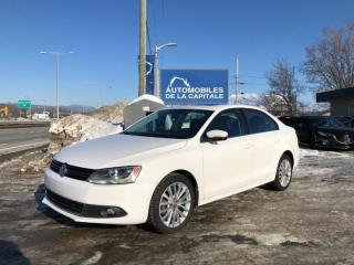 Used 2012 Volkswagen Jetta 2.0 TDI Highline for sale in Québec, QC