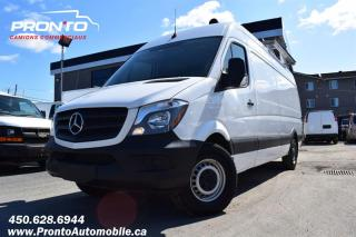 Used 2017 Mercedes-Benz Sprinter 2500 ** Haut/Long 170WB ** 3 passagers ** for sale in Laval, QC