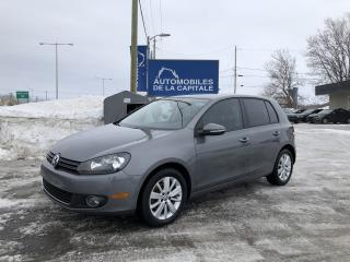 Used 2013 Volkswagen Golf 2013 Volkswagen Golf TDI for sale in Québec, QC