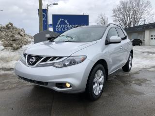 Used 2011 Nissan Murano SV for sale in Québec, QC