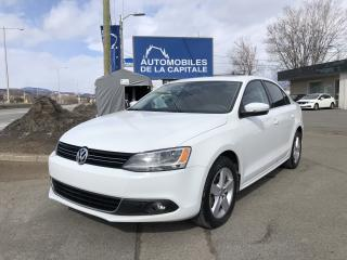 Used 2014 Volkswagen Jetta 2014 Volkswagen Jetta Sedan - 4dr 2.0 TDI Man Comf for sale in Québec, QC