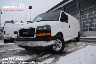 Used 2016 GMC Savana CARGO 2500 155
