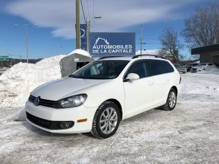 Used 2012 Volkswagen Golf 2.0 TDI Comfortline for sale in Québec, QC