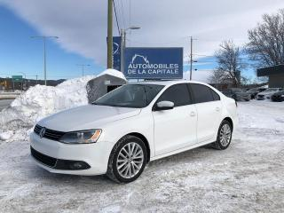 Used 2012 Volkswagen Jetta TDI HIGHLINE for sale in Québec, QC