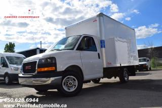 Used 2018 GMC Savana 4.3L Cube 12 pieds for sale in Laval, QC