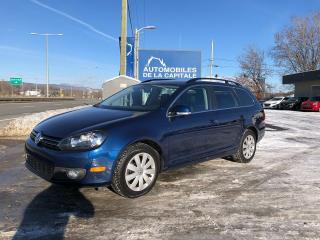 Used 2013 Volkswagen Golf 2.0 TDI Comfortline for sale in Québec, QC